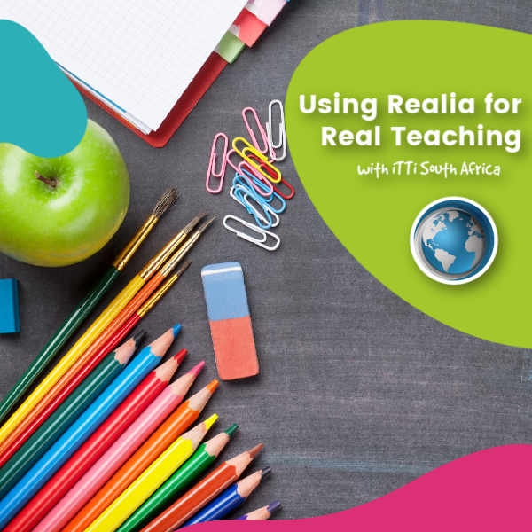 Read more about the article Using Realia for Real Teaching