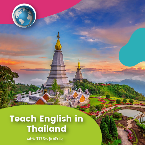 You are currently viewing Teach English in Thailand