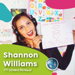 Read more about the article iTTi South Africa Student Stories: Shannon Williams