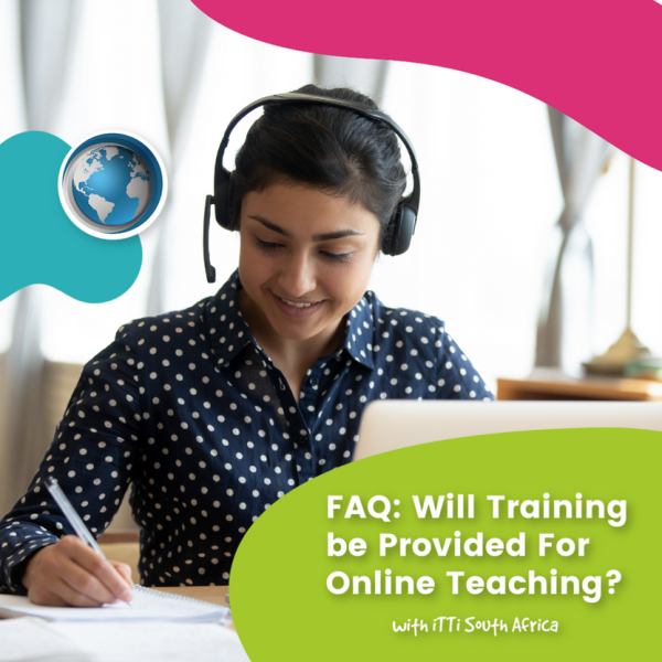 Read more about the article Will Training be Provided For Online Teaching?