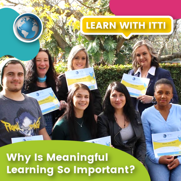 Read more about the article Why Meaningful Learning Is So Important?