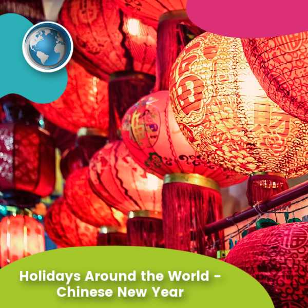 Read more about the article Around the World – Chinese New Year