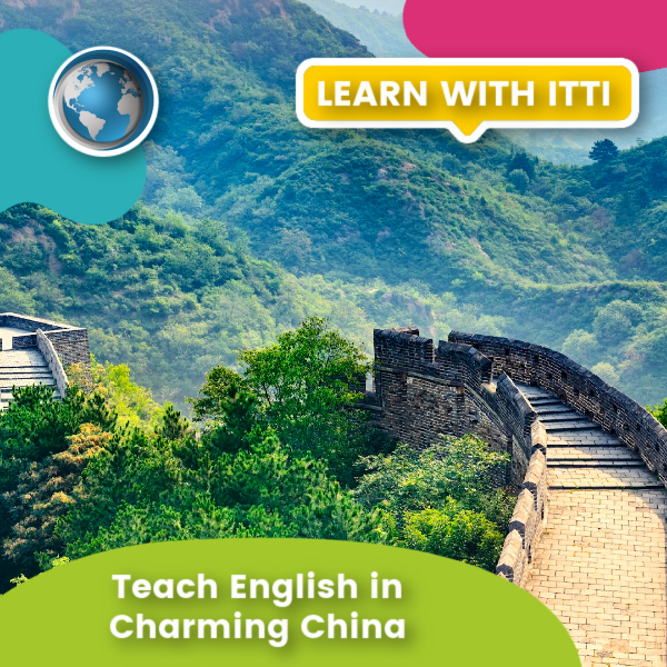 Read more about the article Teach English in the People's Republic of China
