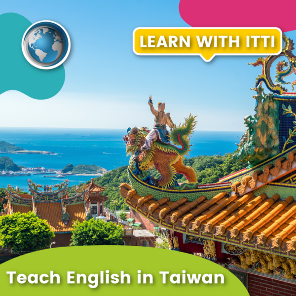 You are currently viewing Teach English in Taiwan